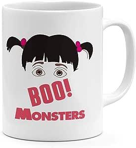 Boo Boo Monsters Inc 11oz Ceramic Novelty Mug