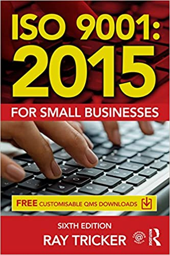 Amazon iso 90012015 for small businesses ebook ray tricker amazon iso 90012015 for small businesses ebook ray tricker kindle store fandeluxe Image collections