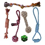 Activpet Puppy Chew Teething Rope Toy Small Mini Dental Pack (Set #3)