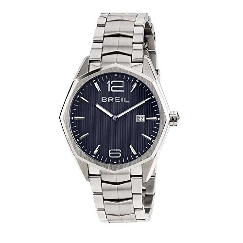 BREIL Watch Eight Male Only Time Blue - TW1704