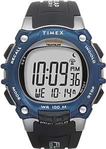 Timex 5E241 Ironman Triathlon 100-Lap With Flix Watch