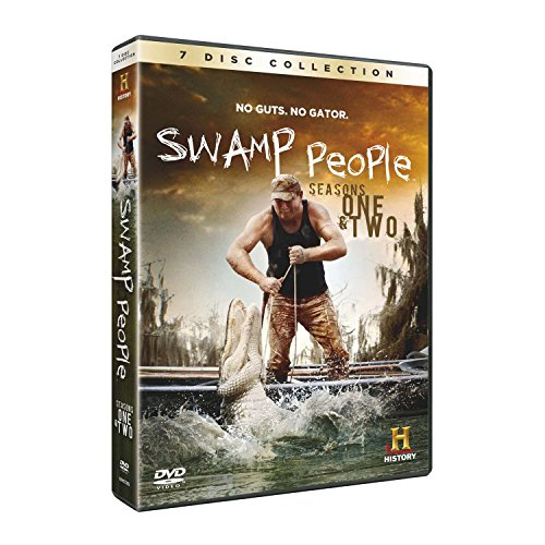 Swamp People: Seasons 1 & 2 [Import anglais]