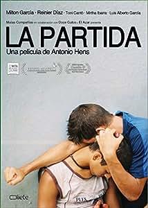 La partida [DVD]: Amazon.es: Reinier Diaz, Milton García ...