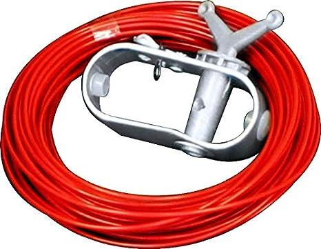 de PEB con tensor y cuerda Lona redonda protectora de invierno para piscinas