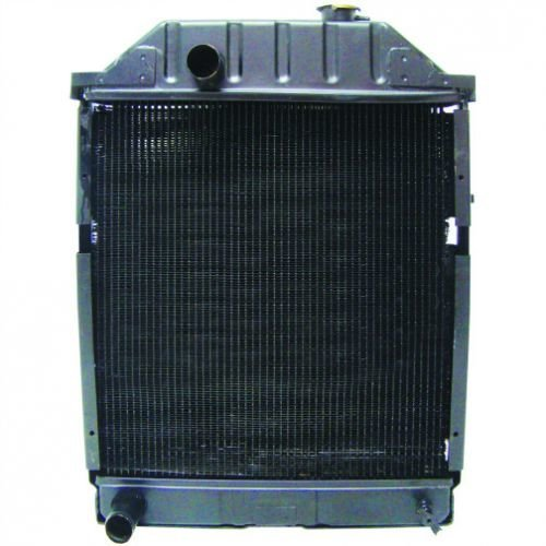 All States Ag Parts Radiator Compatible with John Deere 675B 675 9828737 New Holland L553 L555 9828737