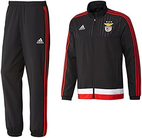 adidas SLB PES Suit - Chándal Sport Lisboa e Benfica 2015/2016 ...