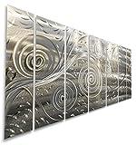 """""""Freedom Fills The Air"""" Metal Wall Art, Contemporary Home Decor, Modern Metal Sculpture by Jon Allen"""