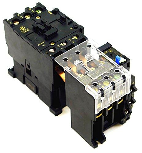 GE CR4CHC-CR4G3WU 40-52AMP MAGNETIC STARTER 480V AC COIL