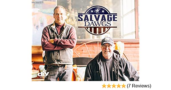 watch salvage dawgs online free