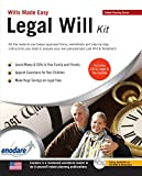 Legal Will Kit (Wills Made Easy)