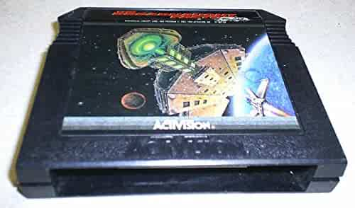 Atari 5200 Game Cartridge the Dreadnaught Factor By Activision 1984