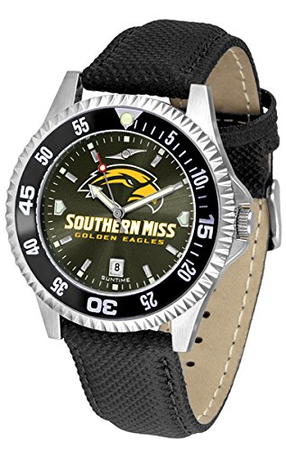 - Southern Mississippi Golden Eagles Competitor AnoChrome Men's Watch