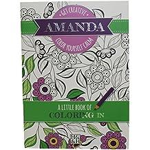Coloring Books Amanda Drawing Book