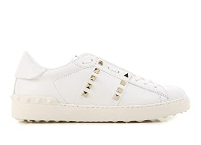 Valentino Garavani Herren Sneaker Weiß Bianco