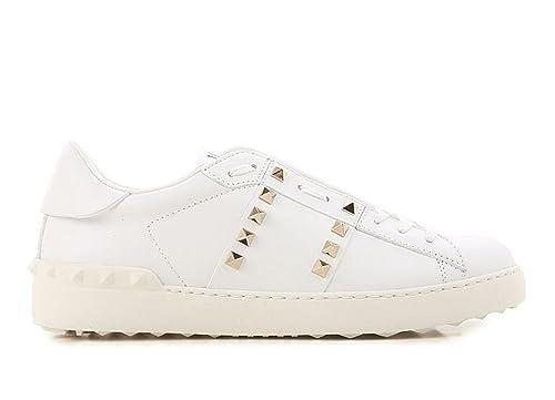 Garavani Donna Rockstud 0BO Valentino Scarpe Sneakers PW2S0A01BHS dHqdT6w