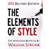 THE ELEMENTS OF STYLE (UPDATED 2011 EDITION)