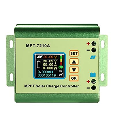 Best Cheap Deal for Docooler® MPPT Solar Panel Battery Regulator Charge Controller 10A from Docooler - Free 2 Day Shipping Available
