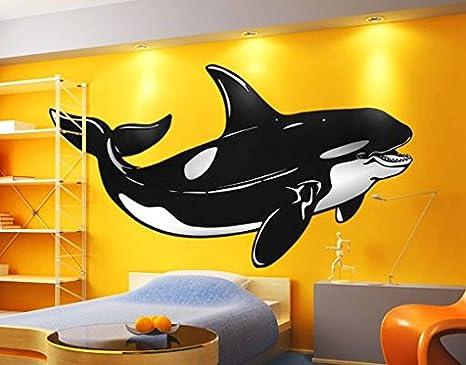 Wall Decal No. TA51 Orca, Pegatinas de - Adhesivo Decorativo para ...