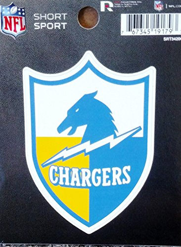 Los Angeles Chargers Bumper Sticker Chargers Bumper