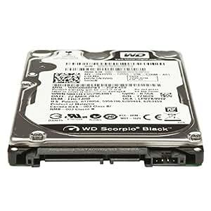 "WESTERN DIGITAL Disco duro interno Scorpio Black WD5000BPKT 2.5"" 500 GB + Caja externa 2,5"" SATA USB 2.0 BEHED25A5S1"