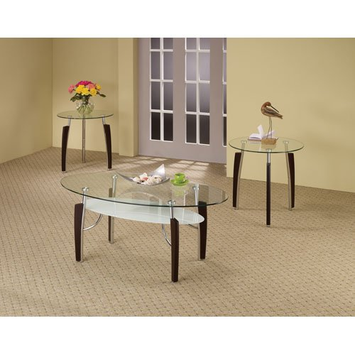 Coaster 701558 3 Piece Occasional Table