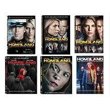 Homeland Season 1-6 Bundle
