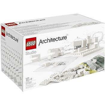 Amazon Com Lego Architecture Studio Toys Games