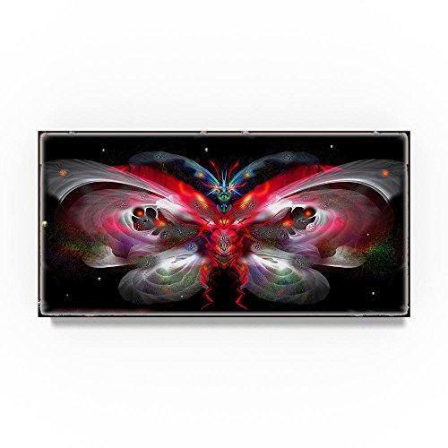 Bug 1 by RUNA, 24x47-Inch Canvas Wall Art by Trademark Fine Art