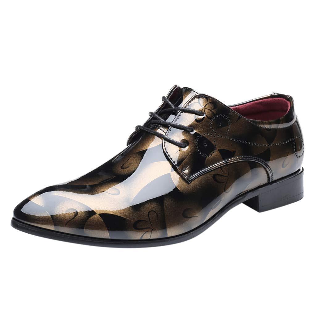 6890840e18 Amazon.com: Corriee Mens Dress Shoes Wedding Shoes Men's Classic ...