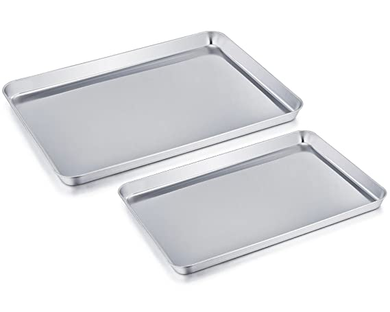 The 8 best stainless steel baking sheets