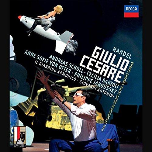DVD : Handel - Bartoli - Scholl - Antonini - Ii Giardino - Giulio Cesare (2PC)