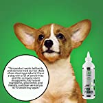 Pro Pooch Dog Ear Cleaner – Drops to Stop Head Shaking, Itchy & Waxy Ears – Vet Recommended, Naturally Derived, Non…