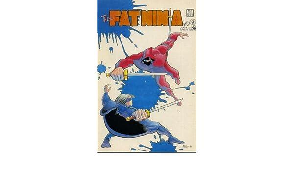 Fat Ninja #3: Kris Silver: Amazon.com: Books