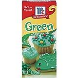 McCormick Green Food Color, 1 fl oz