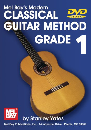 Classical Guitar Shop - Modern Classical Guitar Method, Grade 1