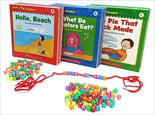 kindergarten reading books level 1