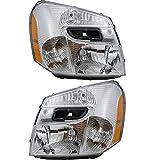 Prime Choice Auto Parts KAPCV10010A1PR Headlight Pair