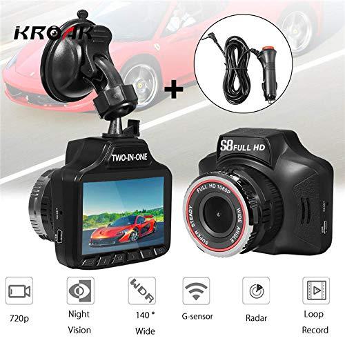 Sala-Store - 1080P HD Car Camera Recorder 3