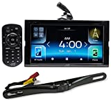 JVC KW-V830BT 6.8'' Car DVD Bluetooth Receiver Android, Carplay, Dual USB+Camera