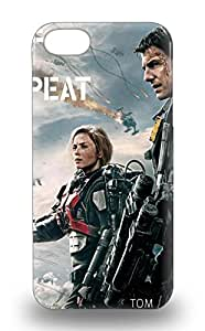 Defender 3D PC Soft Case With Nice Appearance Hollywood Edge Of Tomorrow Sci Fi Action For Iphone 5/5s ( Custom Picture iPhone 6, iPhone 6 PLUS, iPhone 5, iPhone 5S, iPhone 5C, iPhone 4, iPhone 4S,Galaxy S6,Galaxy S5,Galaxy S4,Galaxy S3,Note 3,iPad Mini-Mini 2,iPad Air )