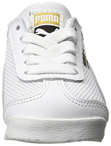 Puma PUMARoma Basic Perf Kids - Roma Basic Perf Kinder Unisex-Kinder Puma White-puma White