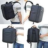 Yosoo Durable Portable Waterproof Shoulder Backpack Bag Carrying Bag Case for DJI Phantom 4 Drone & Accessories (Black)