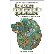 Danse traditionnelle québécoise La