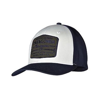 Patagonia - Gorra de béisbol - para Hombre: Amazon.es: Ropa y ...