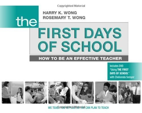 The First Days of School: How to Be an Effective Teacher (Edition 4th) by Harry K. Wong, Rosemary T. Wong [Paperback(2009£©]