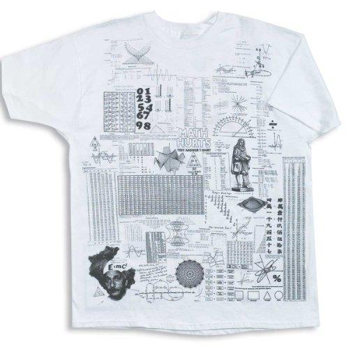ComputerGear Cheat Sheet Shirt Equations