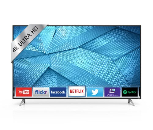 Vizio M Series M75‑C1 75-inch 240Hz 4K Ultra HD Smart LED