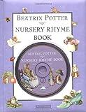 Beatrix Potter's Nursery Rhyme book & CD (Peter Rabbit)