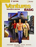 Ventures Basic Teacher's Edition with Assessment Audio CD/CD-ROM