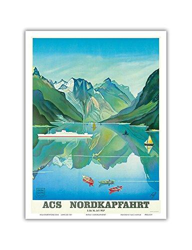 ACS Nordkapfahrt North Cape Voyage
